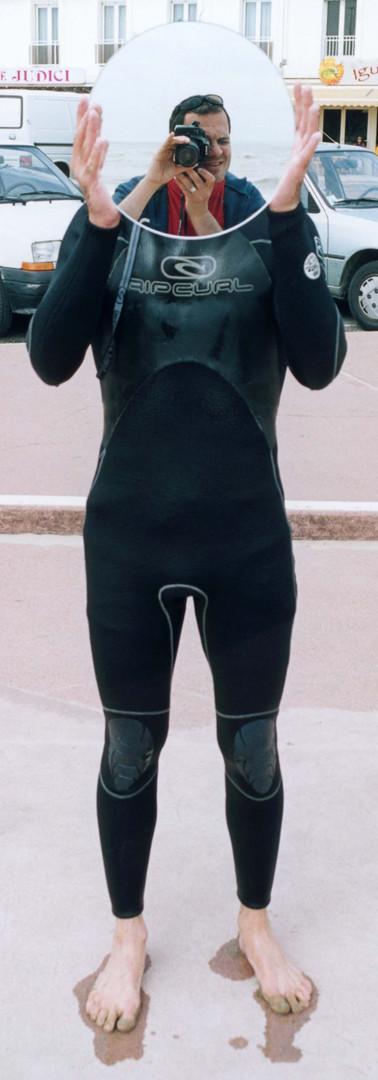 """""""Surfer miroir 3"""""""