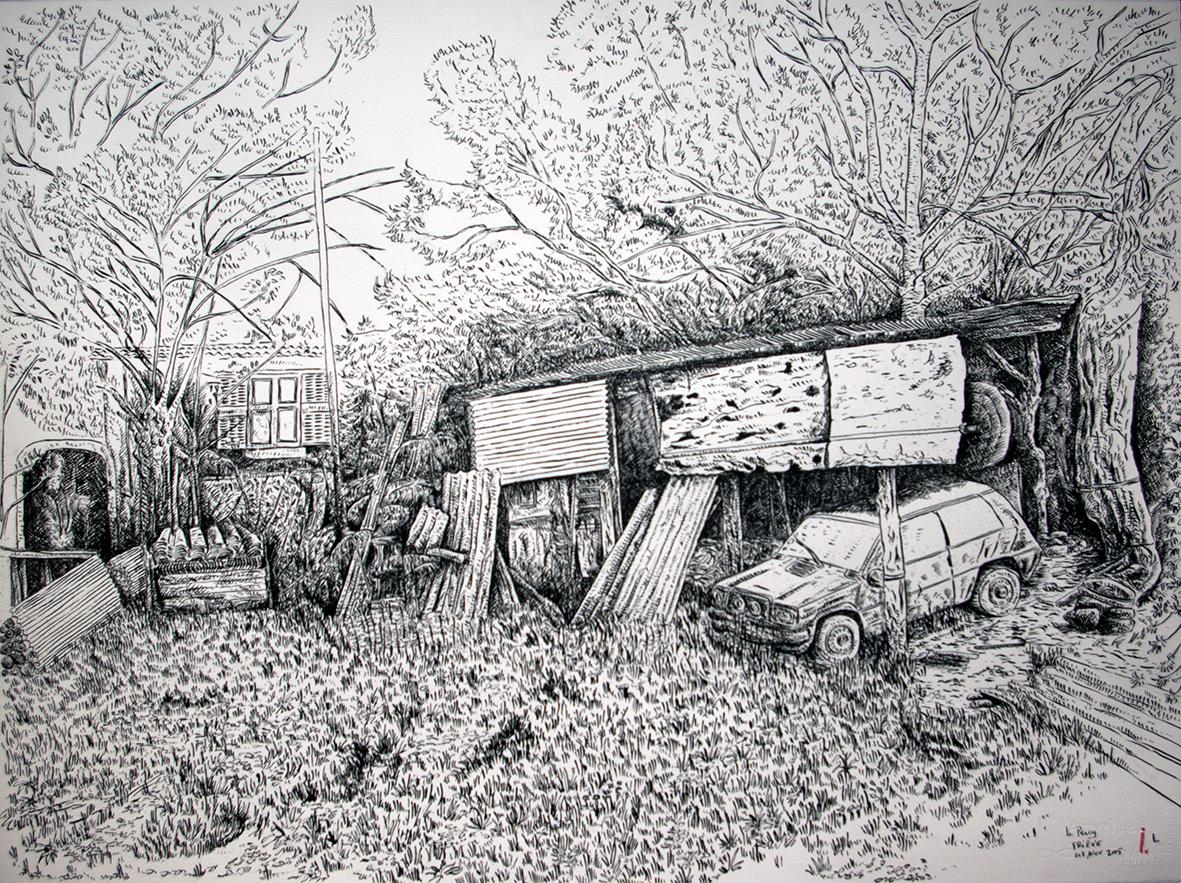 """La ferme du Percy"", Trièves"
