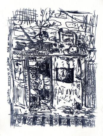 """""""Porte de la Chapelle/Paris 2"""""""