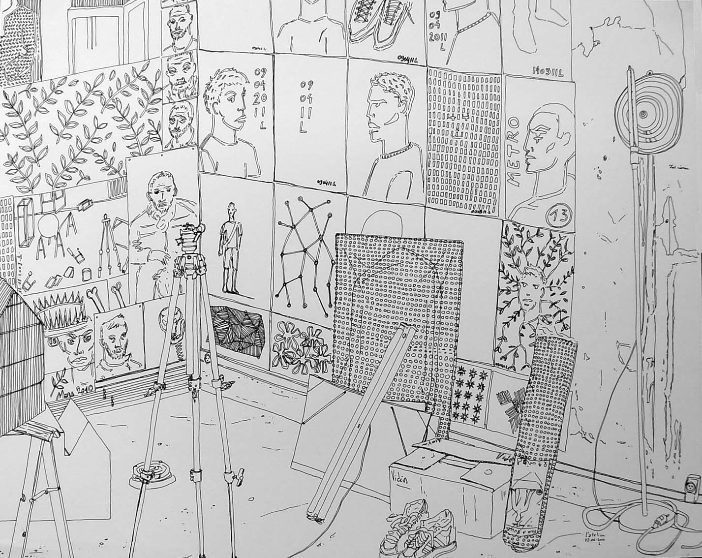 """""""Atelier de Saint-Denis"""", 2"""