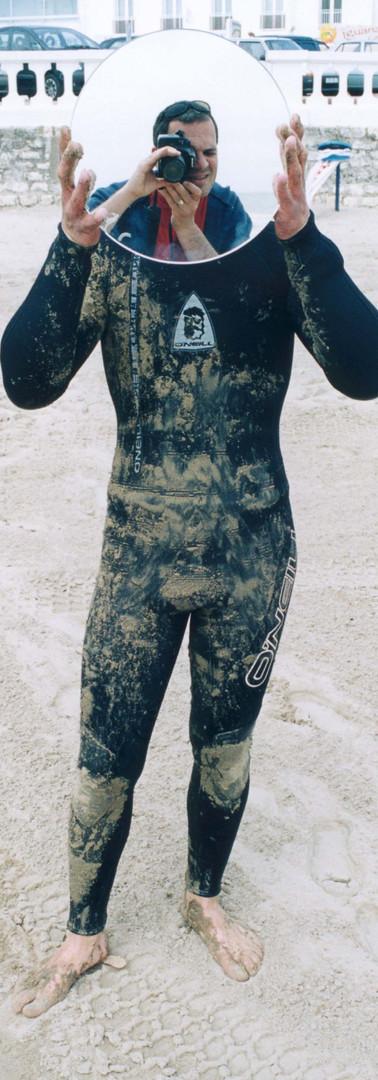 """""""Surfer miroir 8"""""""
