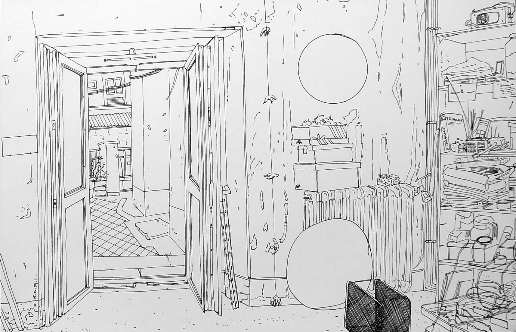 """""""Atelier de Saint-Denis"""", 16"""