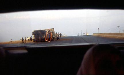 """""""Sur la route de Damas"""" 1996"""