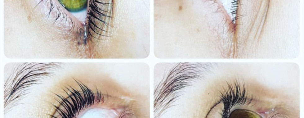 After/Before Lash Lift & Tint