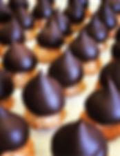 Macaroon Kisses - sweet coconut macaroon
