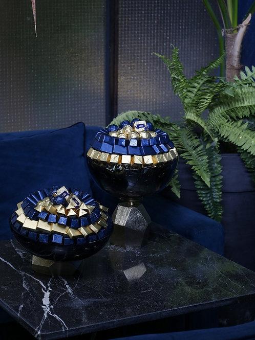 REF 048 Coupe Feuilles Bleues