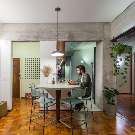 Apartamento Curvas