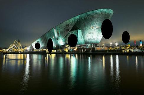 BLACK CARBON Concept Amsterdam Light Fes