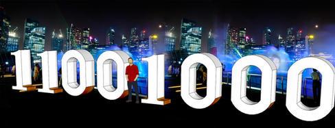 iLight Singapore 11001000