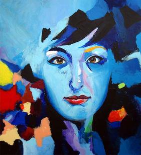 Anouk (portrait)