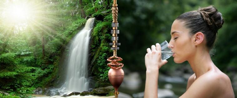 Le Biodynamizer, le nec plus ultra en matière de dynamisation de l'eau sur l'ensemble de la maison !