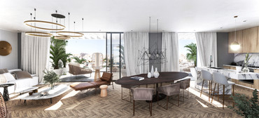 Render Playa Dorada Render Living 8 Aug