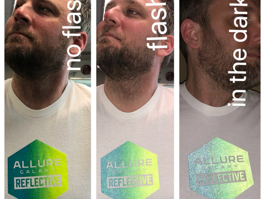 PRINTING REFLECTIVE INK ON SHIRTS? 5 THINGS YOU SHOULD KNOW