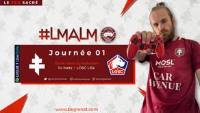 FC METZ - LOSC LILLE / LeMatchAvantLeMatch #1 S2