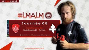 STADE BRESTOIS 29 - FC METZ / LeMatchAvantLeMatch #8 S2