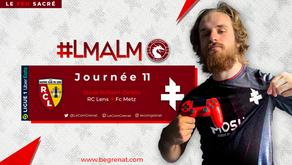 RC LENS - FC METZ / LeMatchAvantLeMatch #11 S2