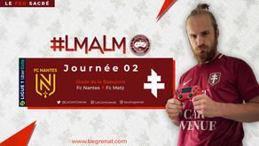 FC NANTES - FC METZ / LeMatchAvantLeMatch #2 S2
