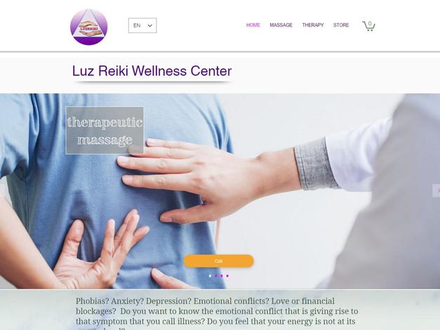Luz Reiki Wellness Center - English