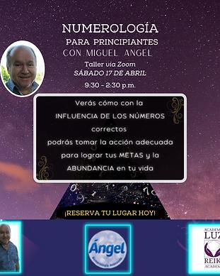 2-flyer numerologia taller academia luz