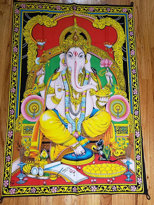 Tapiz de Ganesha - #1701