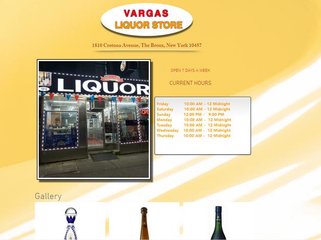 Vargas Liquor