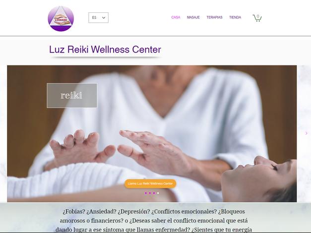 Luz Reiki Wellness Center - Spanish
