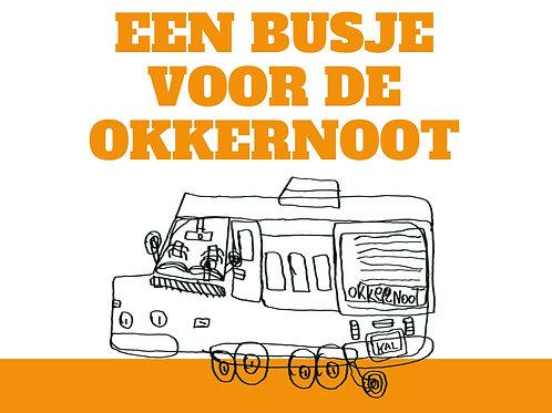 Fundraising: een busje voor De Okkernoot