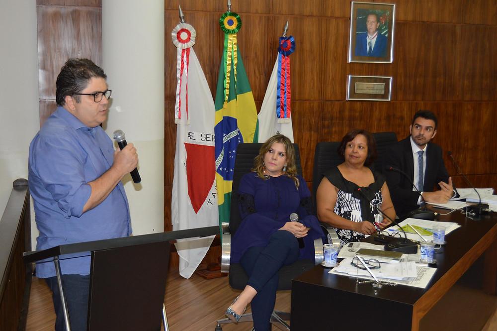 Foto: Eduardo Lacerda/Câmara Municipal