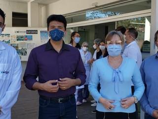Santa Casa de Formiga recebe quatro respiradores para tratamento da Covid-19