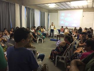 Santa Casa de Formiga realiza encontro com as gestantes