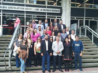 Representantes da Santa Casa de Formiga participam de audiência pública na Assembleia Legislativa de