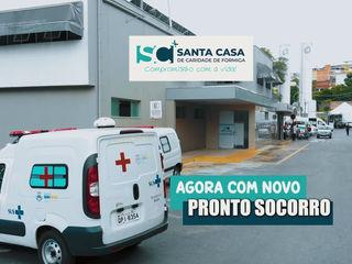 Novo Pronto Socorro e Sala Vermelha da Santa Casa já estão em funcionamento