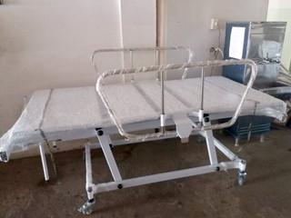 Santa Casa recebe novas camas hospitalares