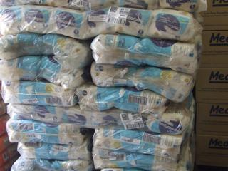 Com doações, Santa Casa de Formiga  repõe estoque de fraldas