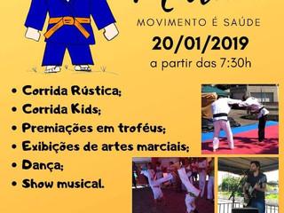 """""""Projeto Markin - movimento é saúde"""" será realizado neste fim de semana"""