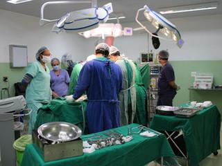 Mais uma captação de órgãos é realizada na Santa Casa de Formiga