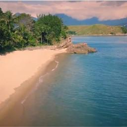 Praia do Zimbro - praia vizinha