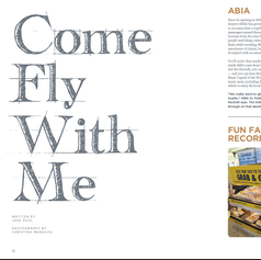 Come Fly with Me - foundingAustin Magazine