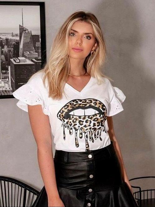 T-Shirt Boca Animal Print