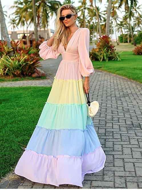 Vestido Longo Candy