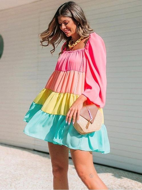Vestido Serafina New Candy