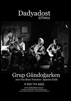 Grup_Gundogarken_Dadyadost_2017_Yaz