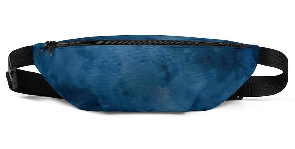 Riñonera Azul/Negra