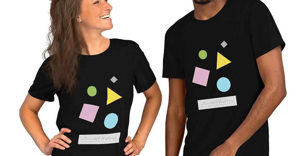 Camiseta de manga corta unisex GAME