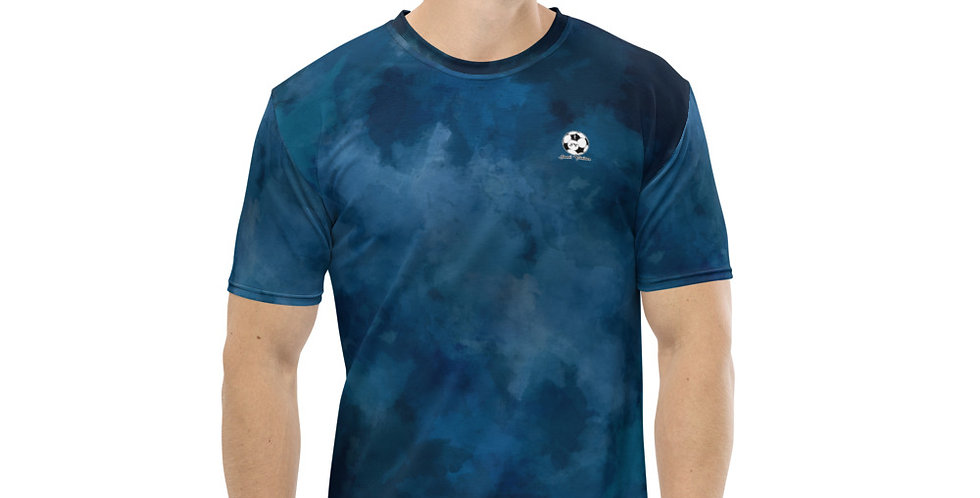 Camiseta para hombre Dark Blue