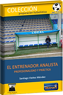 FOTO EL ENTRENADOR ANALISTA LIBRO cartel