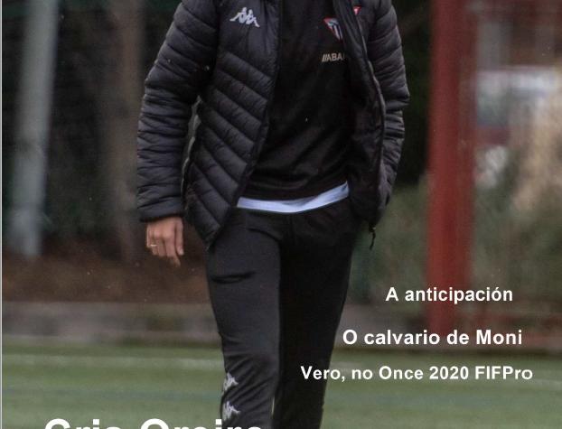 88. Revista Fútbol Feminino. Xaneiro 2021