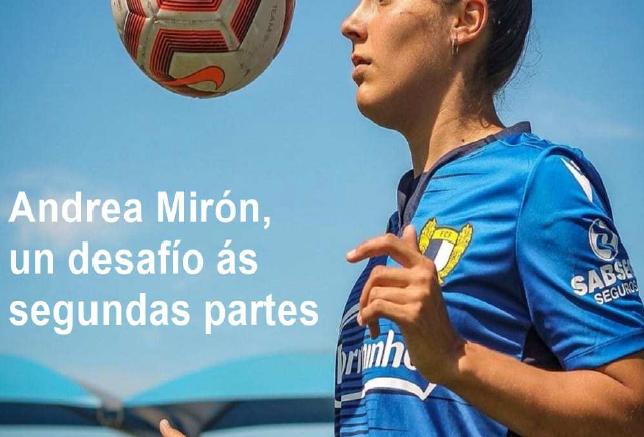 87. Revista fútbol feminino. Decembro 2020