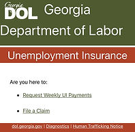 Unemployment Insurance - Are you here.jp
