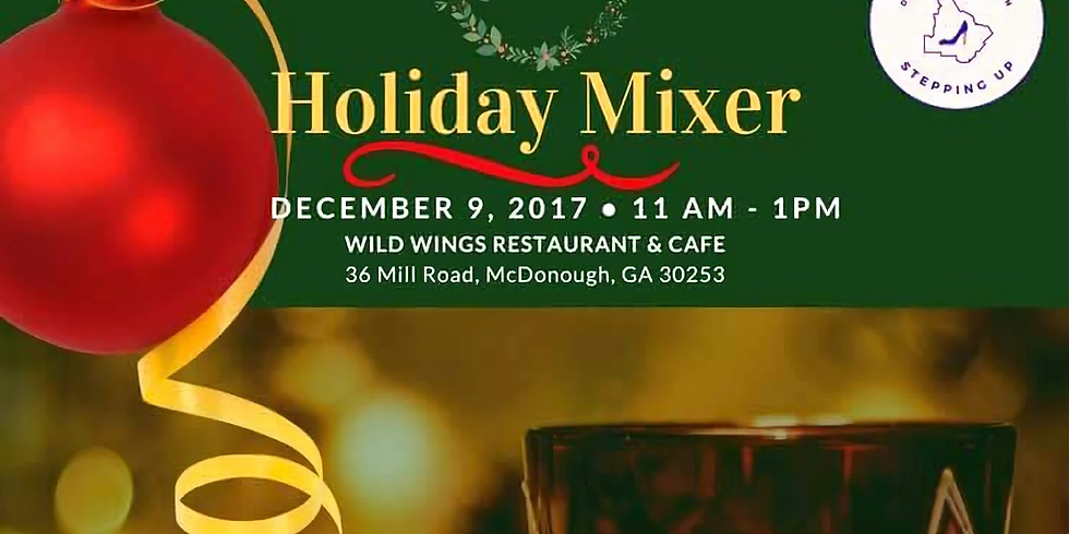 Henry County Democrats' 1st Annual Holiday Mixer
